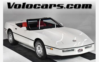 1986 Chevrolet Corvette Convertible for sale 101447551