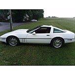 1986 Chevrolet Corvette for sale 101586734