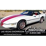 1986 Chevrolet Corvette Convertible for sale 101611392