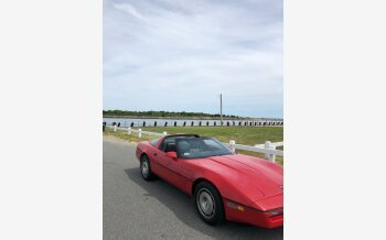 1986 Chevrolet Corvette Coupe for sale 101203106