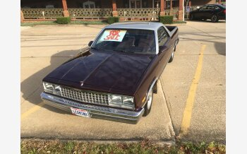 1986 Chevrolet El Camino V8 for sale 101229173