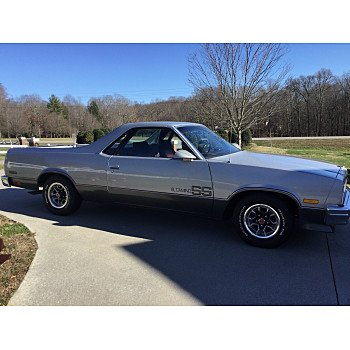 1986 Chevrolet El Camino V8 for sale 101256023