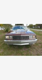 1986 Chevrolet El Camino for sale 101118391
