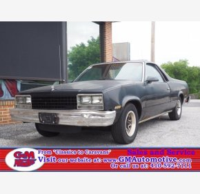 1986 Chevrolet El Camino for sale 101339144