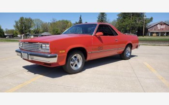 1986 Chevrolet El Camino for sale 101341363