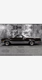1986 Chevrolet El Camino for sale 101381182