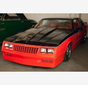 1986 Chevrolet Monte Carlo SS for sale 100839210