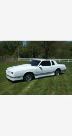1986 Chevrolet Monte Carlo SS for sale 100886611