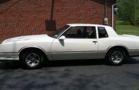 1986 Chevrolet Monte Carlo SS for sale 100977528