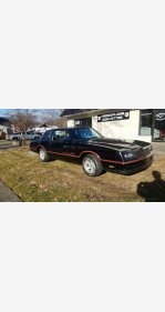 1986 Chevrolet Monte Carlo SS for sale 101084206
