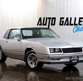 1986 Chevrolet Monte Carlo SS for sale 101090740