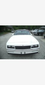 1986 Chevrolet Monte Carlo for sale 101185680