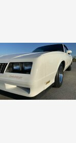 1986 Chevrolet Monte Carlo for sale 101322197