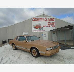 1986 Chevrolet Monte Carlo for sale 101450038