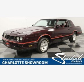 1986 Chevrolet Monte Carlo SS for sale 101457848
