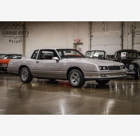 1986 Chevrolet Monte Carlo SS for sale 101477107