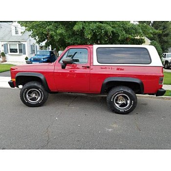 1986 Chevrolet Other Chevrolet Models for sale 100978221