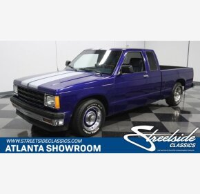 1986 Chevrolet S10 Pickup for sale 101400709