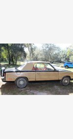 1986 Chrysler LeBaron for sale 101085385
