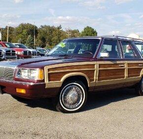 1986 Chrysler LeBaron Town & Country Wagon for sale 101217802