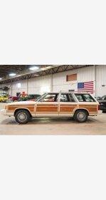 1986 Chrysler LeBaron Town & Country Wagon for sale 101330757
