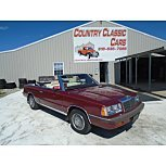 1986 Chrysler LeBaron for sale 101616620