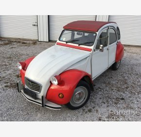 1986 Citroen 2CV for sale 101279494