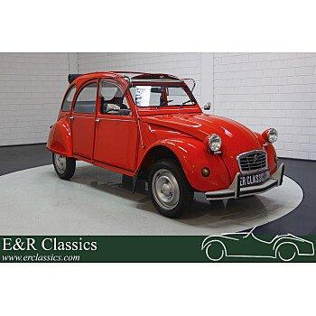 1986 Citroen 2CV for sale 101530456
