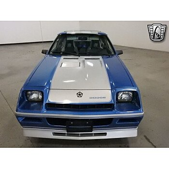 1986 Dodge Charger Shelby for sale 101358872