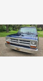 1986 Dodge D/W Truck for sale 101215536