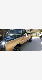 1986 Dodge D/W Truck for sale 101416233