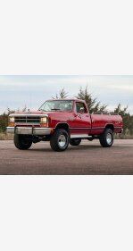 1986 Dodge D/W Truck for sale 101444223