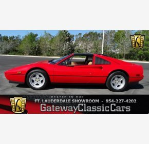 1986 Ferrari 328 GTS for sale 101000091