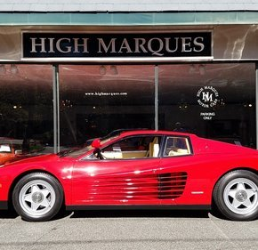 1986 Ferrari Testarossa for sale 100913200