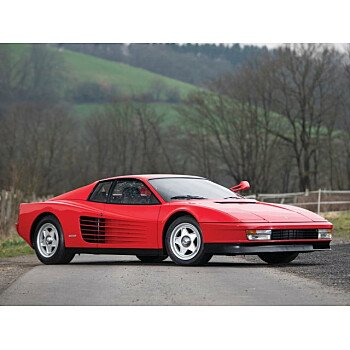 1986 Ferrari Testarossa for sale 101289304