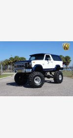 1986 Ford Bronco for sale 101092807