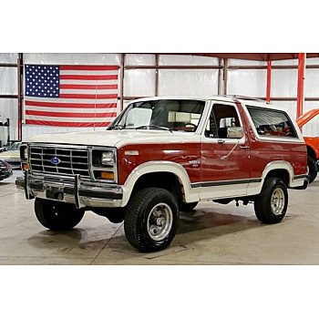 1986 Ford Bronco for sale 101221693