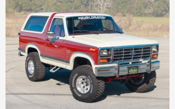 1986 Ford Bronco for sale 101252167