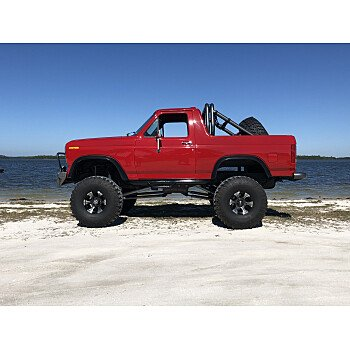1986 Ford Bronco for sale 101357446