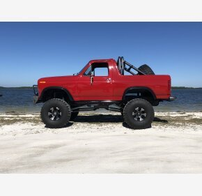1986 Ford Bronco for sale 101379478