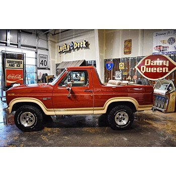 1986 Ford Bronco for sale 101443182
