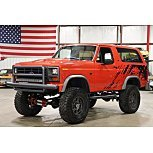 1986 Ford Bronco for sale 101596245