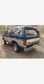 1986 Ford Bronco XLT for sale 101437495