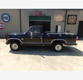 1986 Ford F150 2WD Regular Cab for sale 101210870