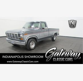 1986 Ford F150 2WD Regular Cab for sale 101264172