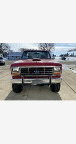 1986 Ford F150 4x4 Regular Cab for sale 101274525