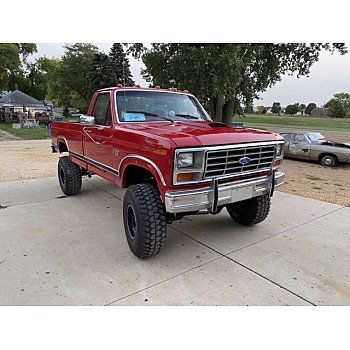 1986 Ford F150 for sale 101274525