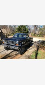 1986 Ford F150 for sale 101283681