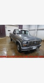 1986 Ford F150 2WD Regular Cab for sale 101326365