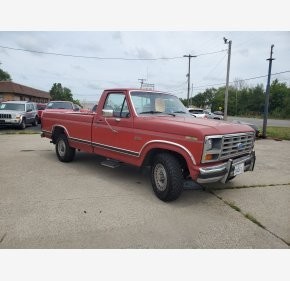 1986 Ford F150 2WD Regular Cab for sale 101360569
